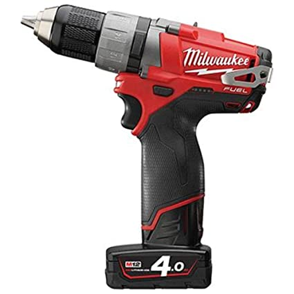 Milwaukee 4933441871 - Taladro atornillador inalámbrico M12CDD-402X ...