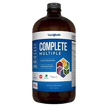 Amazon.com: Liquid Salud múltiples Berry completa – -32 fl ...