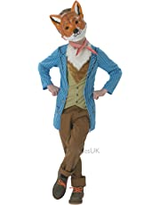 Rubie's 880340L Official Fox Costume, Boys', Large