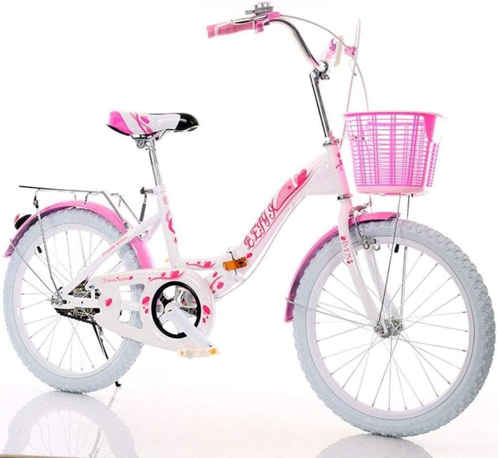 ERTONGZXC Bicicleta De Moda Creativa Absorción De Choque Chica ...
