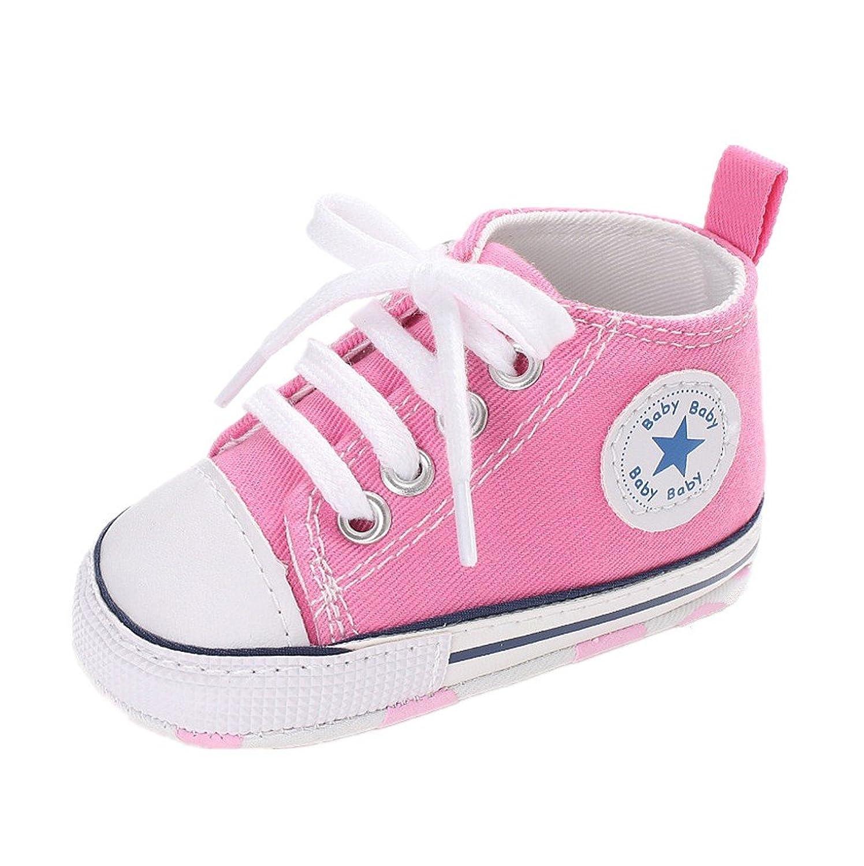 Zapatos para bebé Auxma La zapatilla de deporte antideslizante del zapato de