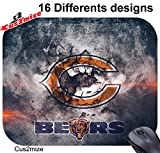 Bears Mouse Pad Chicago Mousepad, Sold by Cus2mize 0719896137584 (Number 1)