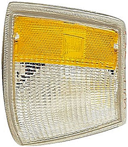 850 Volvo Lamp - APDTY 2741980 Side Marker Lamp & Housing With Dual Bulb Fits 1993-1997 Volvo 850 (Replaces 6817774-0, 68177740)