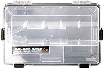 Savage Gear WPB Lure Box 3 Größen zur Wahl wasserdicht Tacklebox Gummi Wobbler