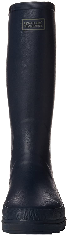 Regatta Mumford Welly, Herren Langschaft Gummistiefel, Schwarz (Black 800), 45 EU