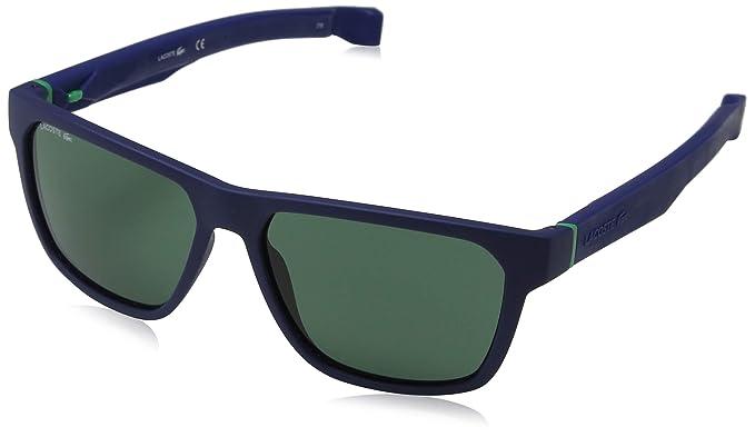 cf642d847 Óculos de Sol Lacoste L869s 424 57 Azul Fosco  Amazon.com.br  Amazon ...