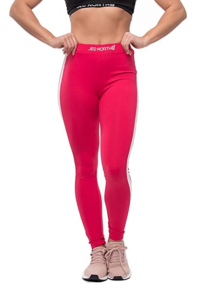 b6091d2222af24 Jed North Women's Athletic Gym Fitness High-Waisted Workout Leggings:  Amazon.ca: Clothing & Accessories