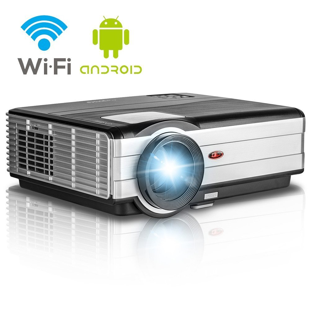Top 10 best wireless hd projectors 2016 2017 on flipboard for Best palm projector 2016