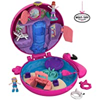 Deals on Polly Pocket Big Pocket World Flamingo