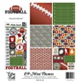 Echo Park Football Scrapbook Collection Kit
