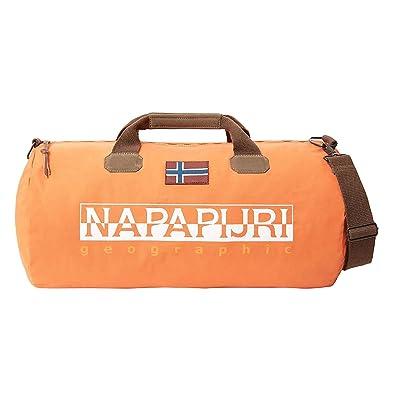 5194891408 Napapijri Bering Duffle Bag One Size Amber Orange: Amazon.fr: Vêtements et  accessoires