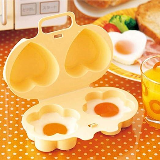 Compra Sarazong Horno de microondas Creativo Vaporizador de Huevos ...