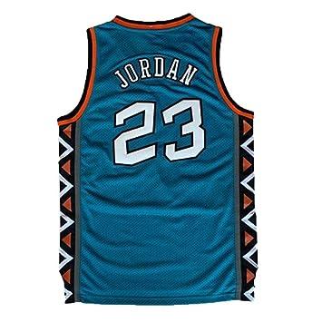 LLYLL Camiseta de Baloncesto para Hombre - Bulls # 23 Jordan ...