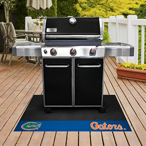 University Grill Mat - FANMATS NCAA University of Florida Gators Vinyl Grill Mat