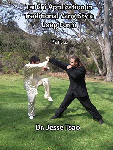 Tai Chi Application in Traditional Yang Style Long Form, Part 2 by