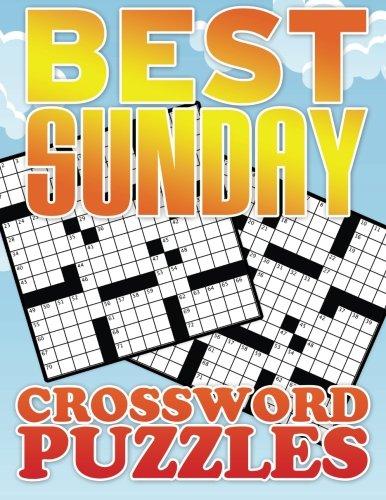 Best Sunday Crossword Puzzle (Best Speedy Publishing Crossword Puzzles)
