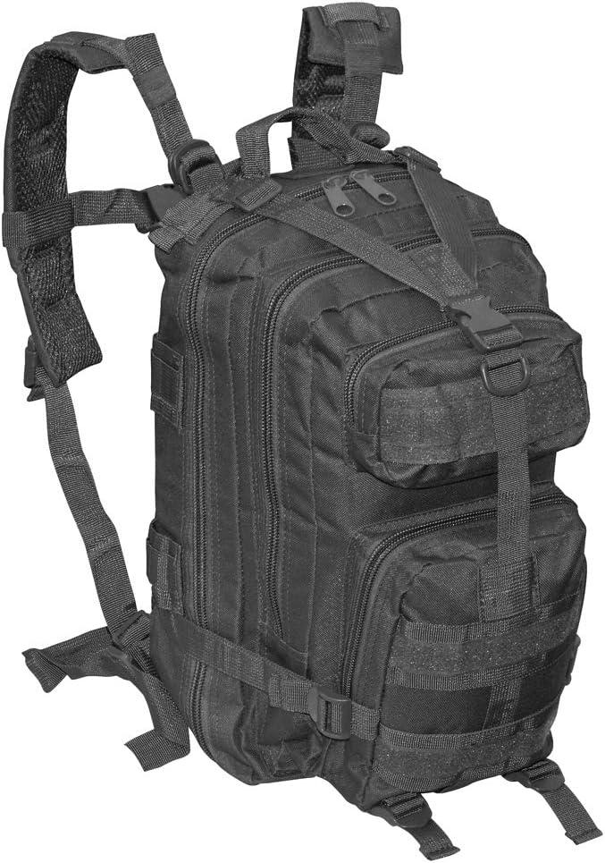 McAllister Mochila US Army Zero-Six de 28 litros (45 x 25 x 30 cm/Negro): Amazon.es: Deportes y aire libre