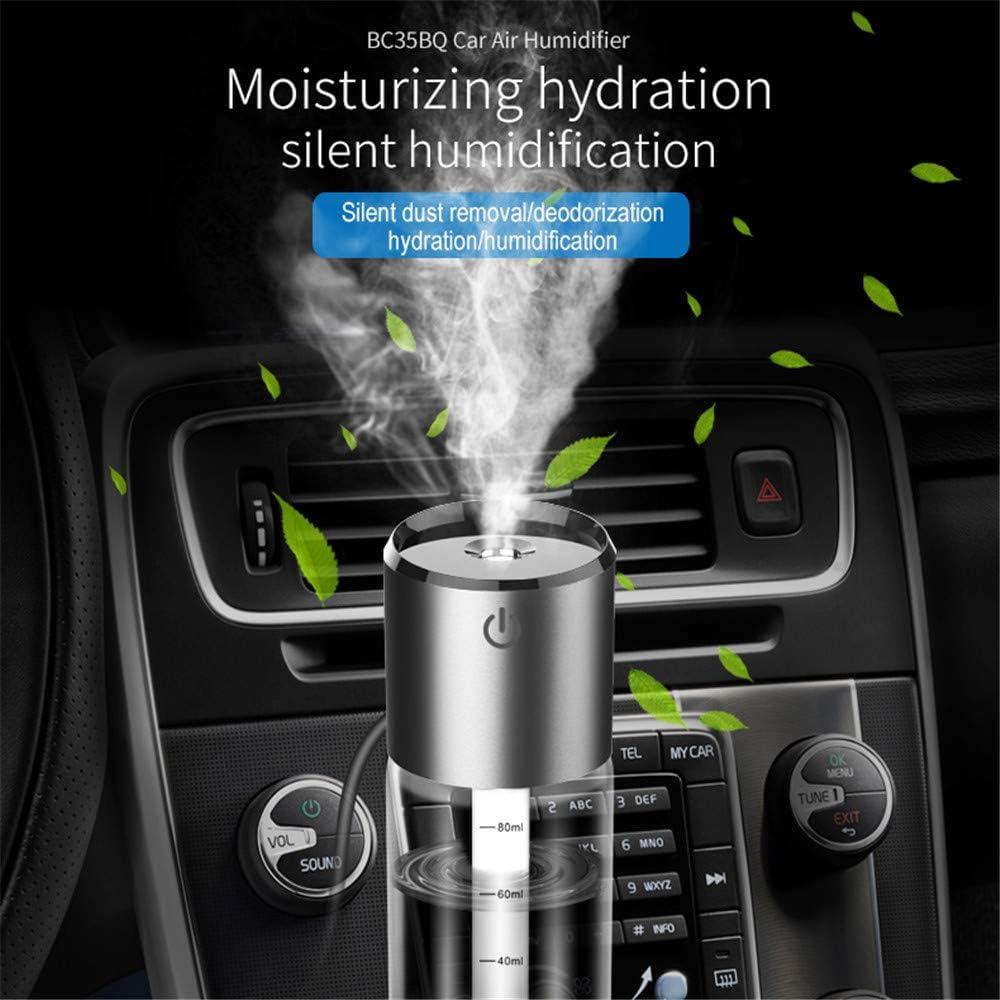 Amazon.es: DiyArts Mini USB Coche humidificador purificador de ...