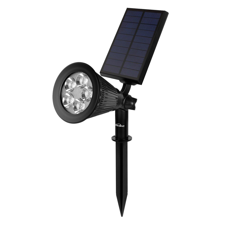 Mpow luci solari lampada wireless ad energia solare da esterno con ...