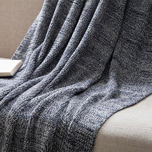 Couvertures Serviette was casual couverture coton coton canapé couverture multi-fonction couverture étudiant couverture couleur unie unique double (Size : 180 * 200CM)
