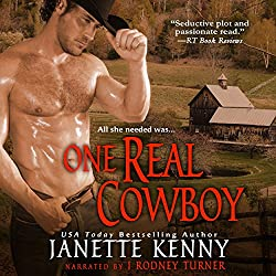 One Real Cowboy (Zebra Debut)