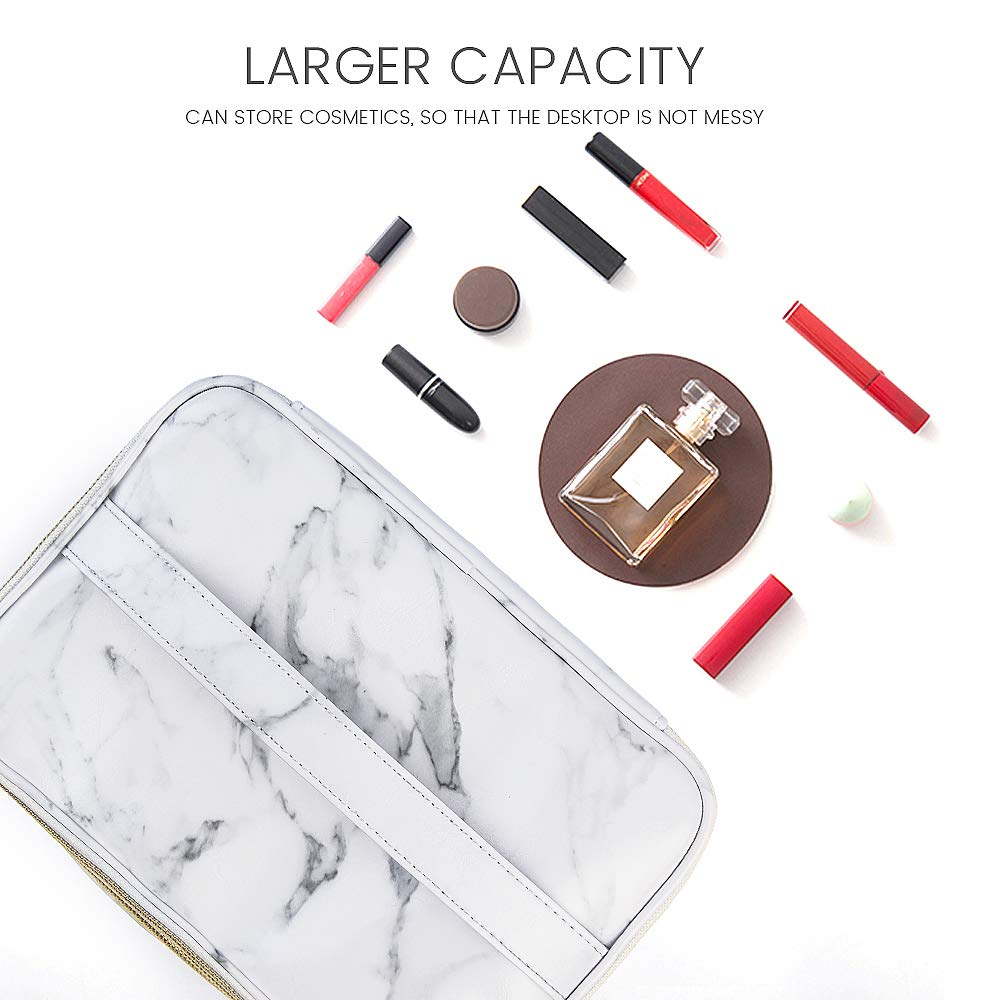 3Pcs Makeup Bags Portable Travel Cosmetic Bag Waterproof Organizer Multifunction Case