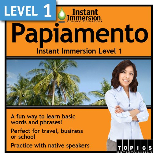 Instant Immersion Level 1 - Papiamento [Download]