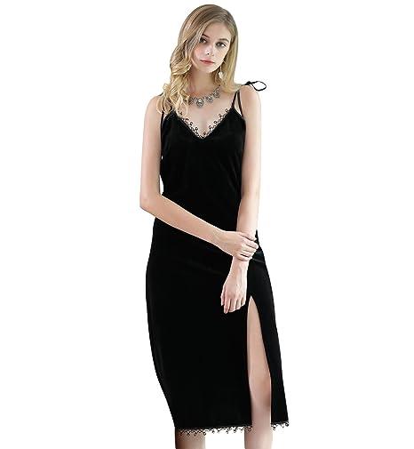 Chemise de nuit velours femme - Vetement fitness et mode 9fca02c6009