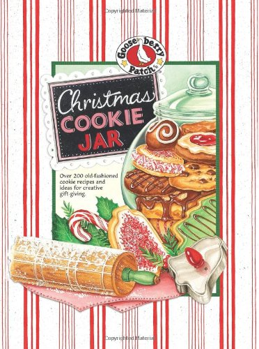 Christmas Cookie Jar (Seasonal Cookbook Collection) by Gooseberry Patch
