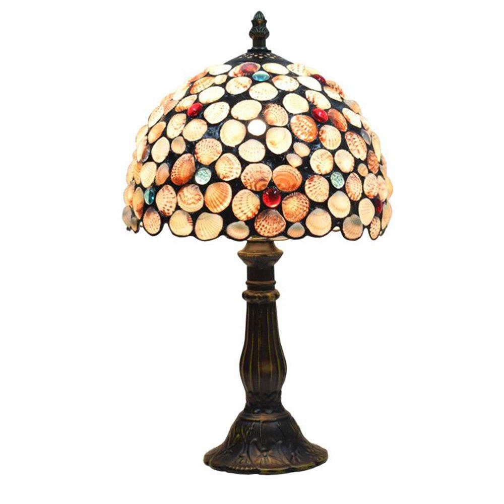 MIAOLIDP Amerikanische kreative Dimmungstischlampen-Oberteillampe Moderne Dekorationhochzeitslampen-Nachttischlampe romantische Schlafzimmerlampe Augenschutz Tischlampe (Größe   20cm38cm)