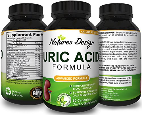 Uric Kidney Support Vitamins Women product image