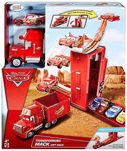 Disney Pixar Cars Transforming Mack Gift (Mack Transporter)