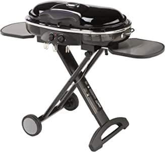 Amazon.com : Coleman RoadTrip LXX Portable Propane Grill ...
