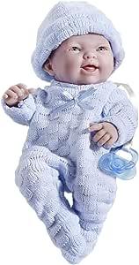 to fit 36cm Boutique La Newborn doll Winter Pyjamas set Handmade dolls clothes