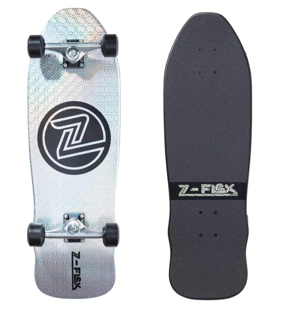lordofbrands Z-Flex monopatin Skate Skateboard 80'S Zirconia Circle