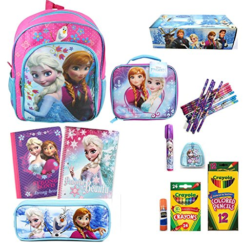 Disney Frozen Backpack Sisters Matching