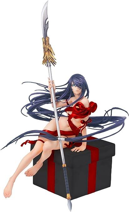 Anime Union Creative Ikkitousen kanu unchou PVC Figure New Gift Toy Blue IN BOX