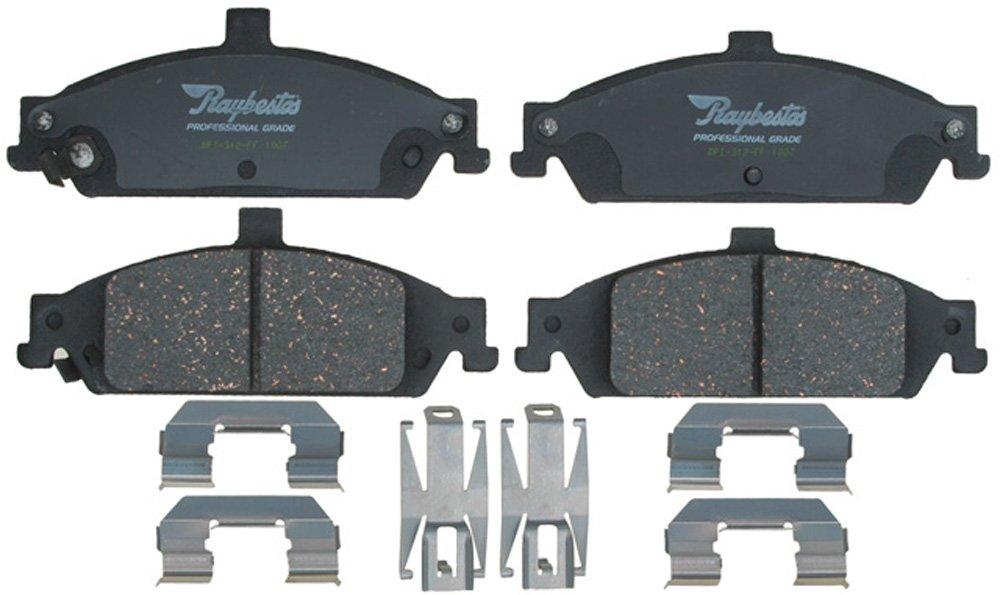 Raybestos PGD727C Professional Grade Ceramic Disc Brake Pad Set RAFPGD727C