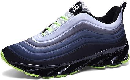 XMJM Baskets pour Hommes, Chaussures De Course Colorées