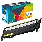 Do it Wiser ® Cartuccia toner CLT-Y404S compatibile per Samsung Xpress SL-C430W SL-C480W SL-C480FN SL-C430 SL-C480 (Giallo)