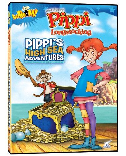 Pippi Longstocking - Pippi's High Sea - Tv Longstocking Series Pippi