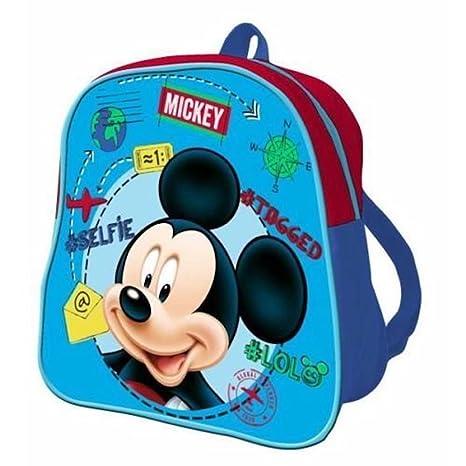 Mickey Mouse AST3985 - Mochila guardería