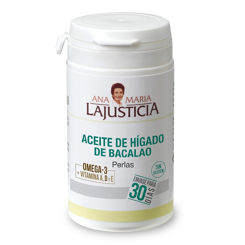 Ana María Lajusticia Hígado Bacalao - 90 Cápsulas