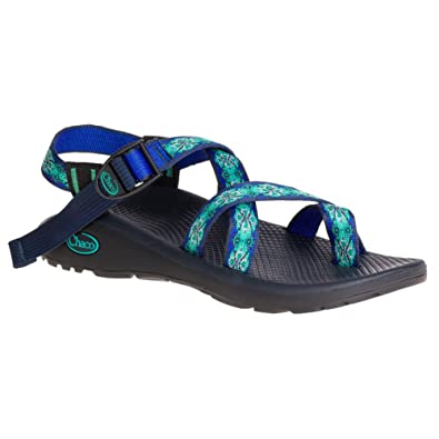 f75066362692 Chaco New Z Cloud 2 Laced Aqua 9W Womens Sandals  Amazon.in  Shoes    Handbags