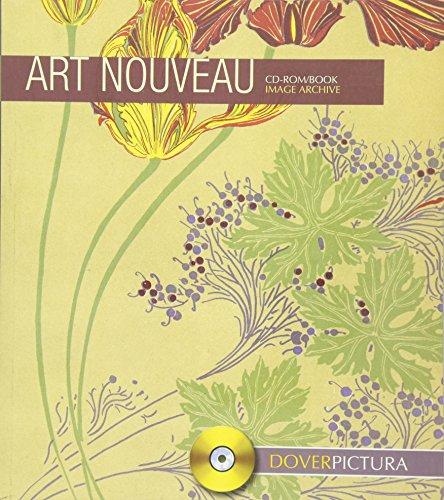 Art Nouveau (Dover Pictura Electronic Clip Art)