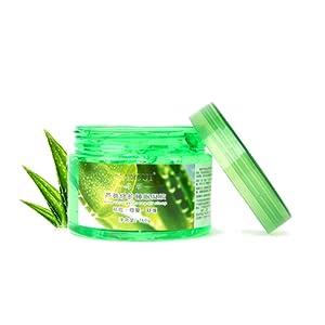 ROPALIA Aloe vera gel masque de nuit hydratant traitement de l'acné comédon réparation de la peau visage