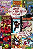 Ron El's Comic Book Trivia (Volume 1) (Ron El's Comic Book Trivia Series)
