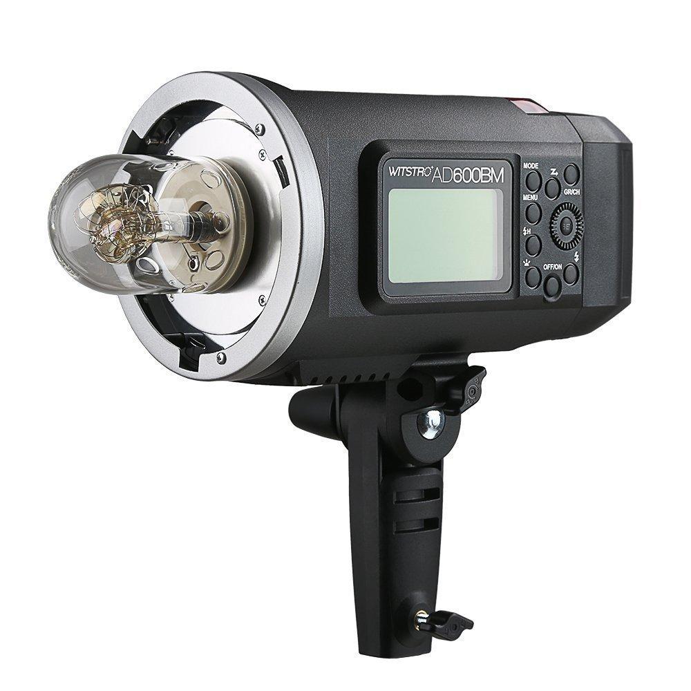 Godox AD600BM AD sync 1 / 8000s 2.4G Wireless Flash Light Speedlite,Godox XPro-C for Canon Cameras,AD-H600B Head,PB-600 Bag,CB-09 Suitcase Carry Bag,LETWING Camera Neck Strap by Godox (Image #3)