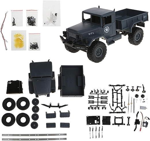 Aluminium Front //Center// Rear Bridge Axle Set For WPL 1//16 RC Car Military Truck