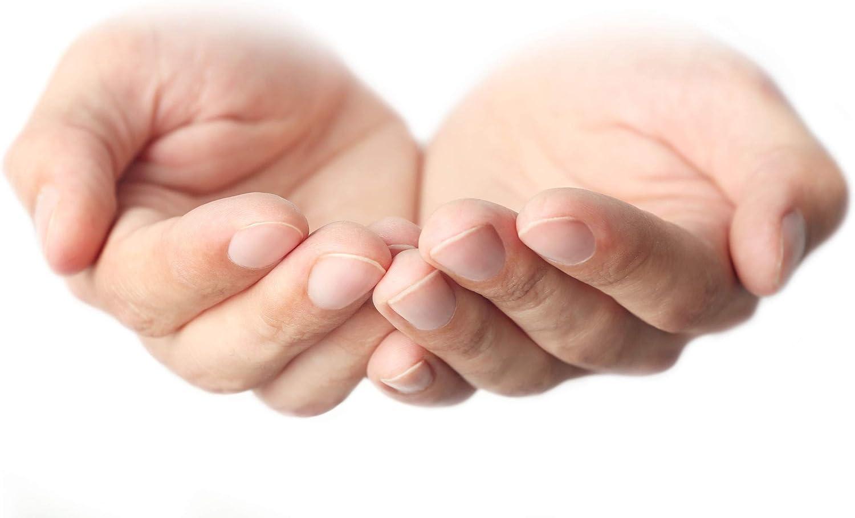 Handb/ürste hart Fingerb/ürste Nagelb/ürste hart griffiger unbehandelter Holzk/örper Pilix Holz Nagelb/ürste Harte Borsten aus Kunststoff hart gegen Schmutz /Öl und Fett 3 St/ück